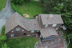 Roof Replacement Contractor in Greater East Windsor, CT and MA