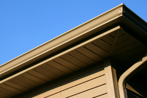 Gutter installation in Westfield