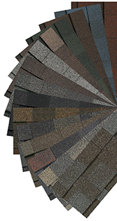 Asphalt Shingle Roofing Options in Northern CT and Greater Springfield, MA